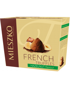 Truffles French Hazelnut 175gr