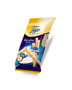 Roll wafers crema Cocos 160gr