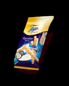 Roll wafers crema Cocos 160gr