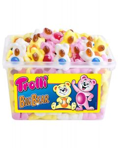Trolli jeleu Big Bear 8gr