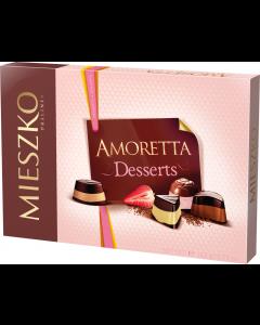 Amoretta Desserts praline 162gr