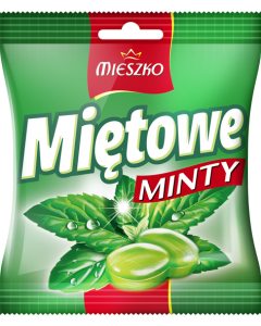 Mietowe drops menta 90gr
